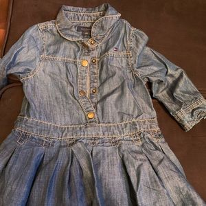 Blue jean Tommy Hilfiger dress